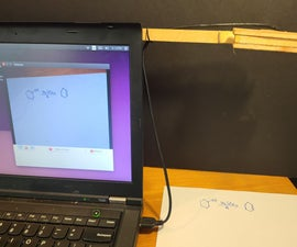 $5 Laptop Document Camera for Video Conferencing
