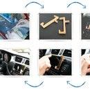 Car-Cd-Player-Smartphone-Holder