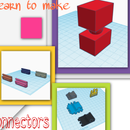 How to Make Best Connectors in Tinkercad