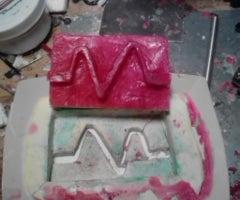 Custom Wax SkateWax Mold