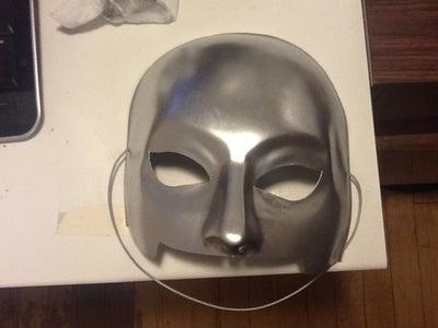Mask + Helmet: Asembly