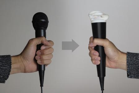 Machine Senses: Ear Microphone