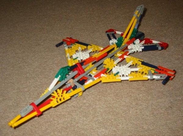 Knex F-16 Falcon