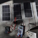 DIY 30W Portable Solar Panels under $50