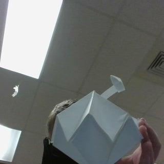 Origami Pumpkin Uwu