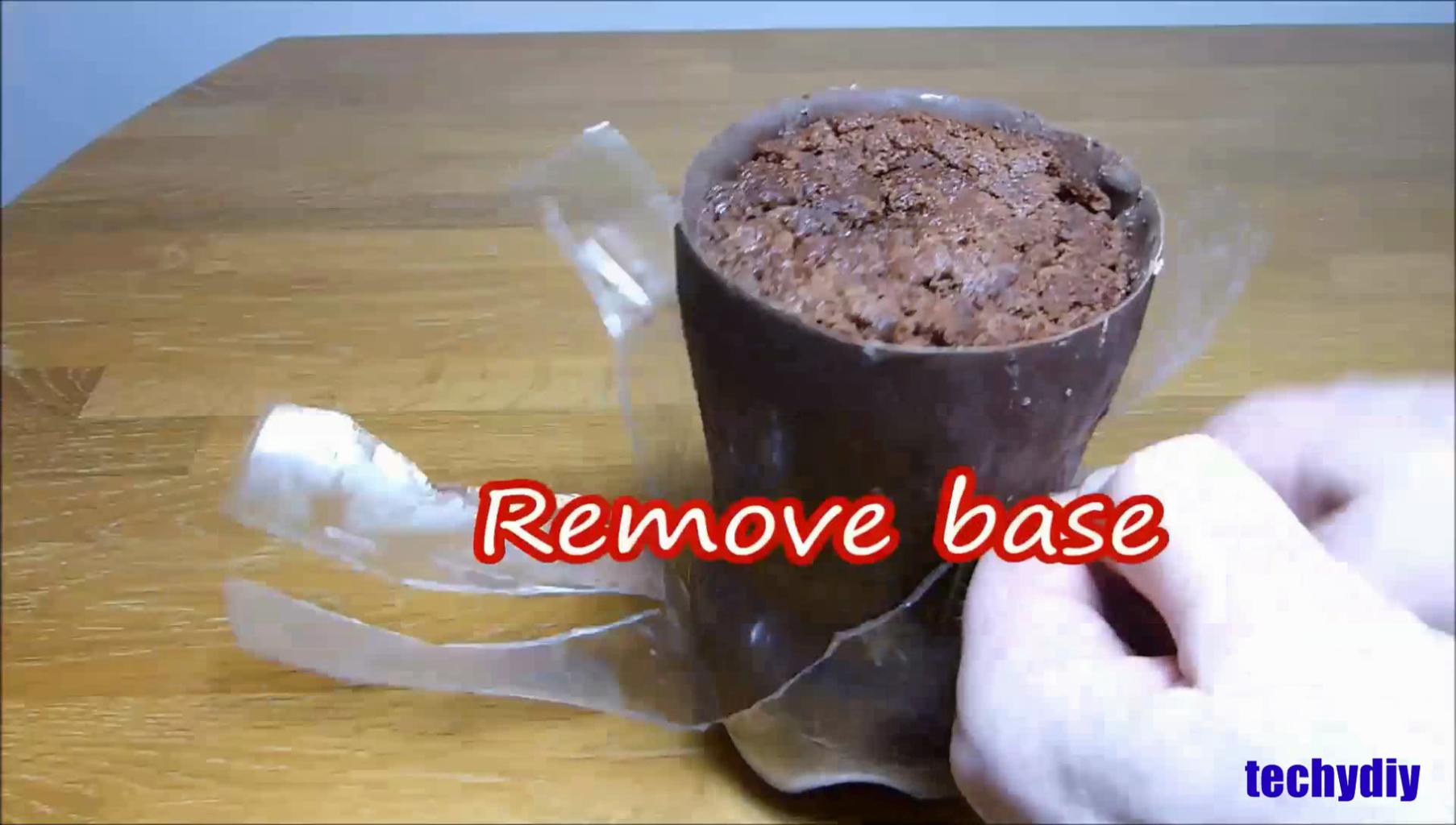 Remove the Plastic
