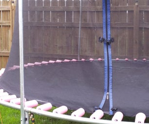Trampoline/Pool Noodle Hack