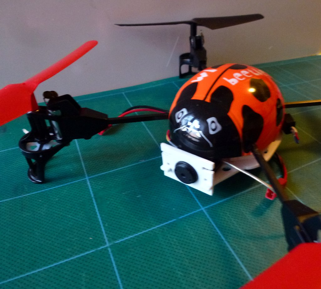 FPV beetle quadcopter cheap solution