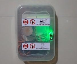 DIY Smart Light Switch