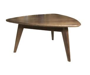 Midcantury风格核桃咖啡桌