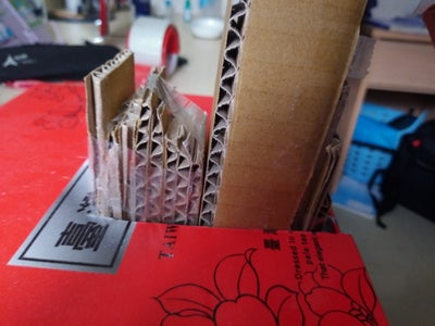 Making the Lamp's Exterior Part 4: a Sturdier Structure