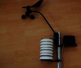 IoT Personal NodeMCU ESP12 WiFi Wireless Weather Station