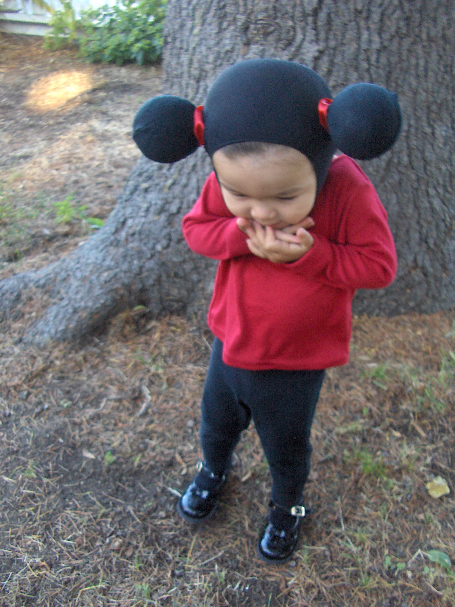 How to Make a Pucca Costume