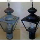 Lamp Refinishing