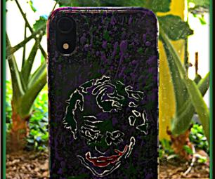 Custom Joker IPhone Case