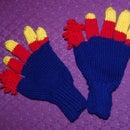 KU gloves
