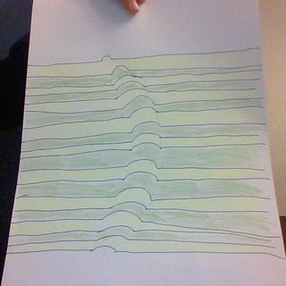 How to Draw a 3D Drawing on Paper