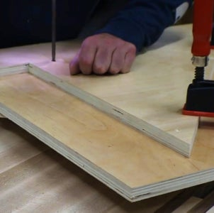 Attaching the Inner Bed