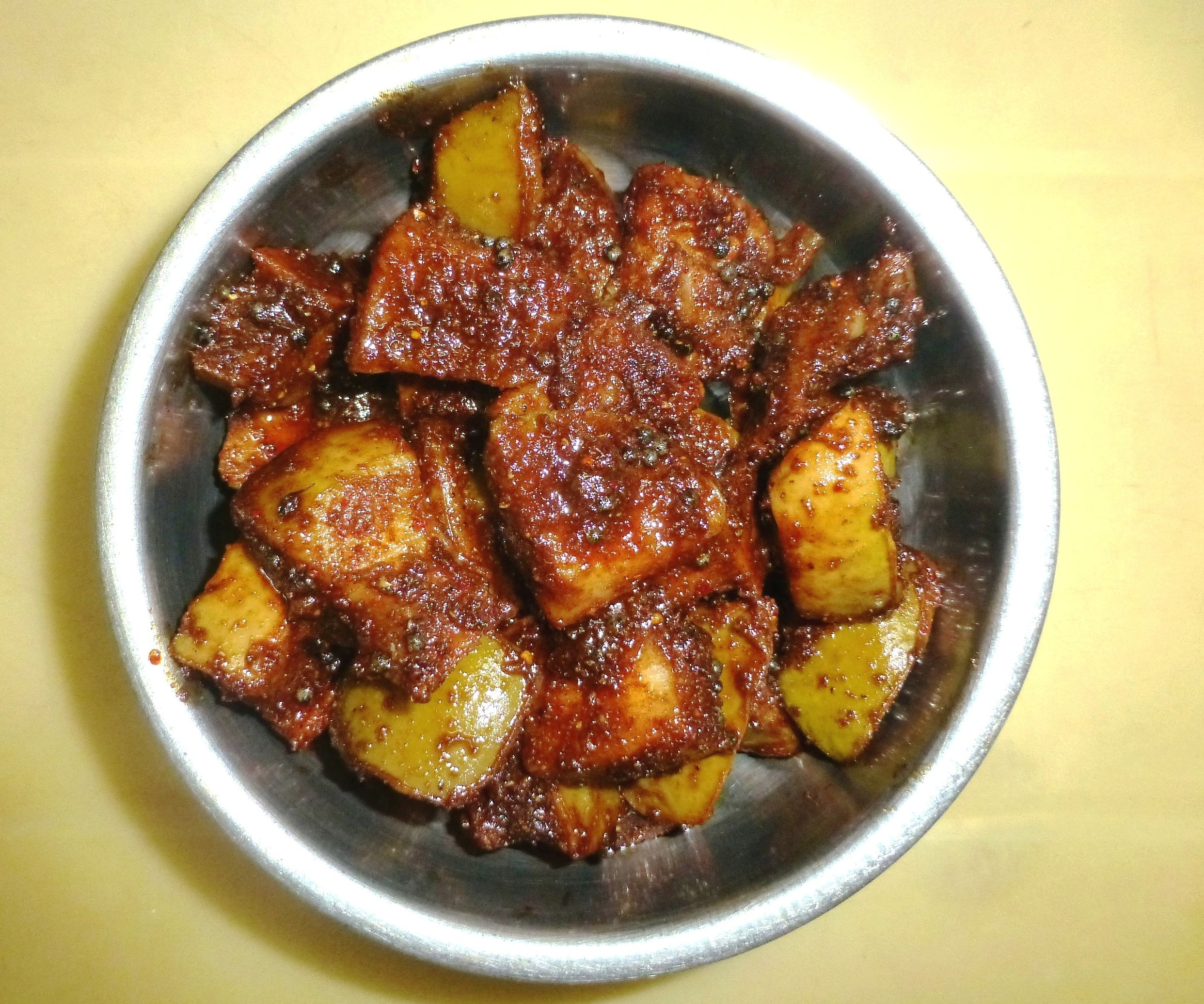 How to Make Mango Pickle, the South Indian Way