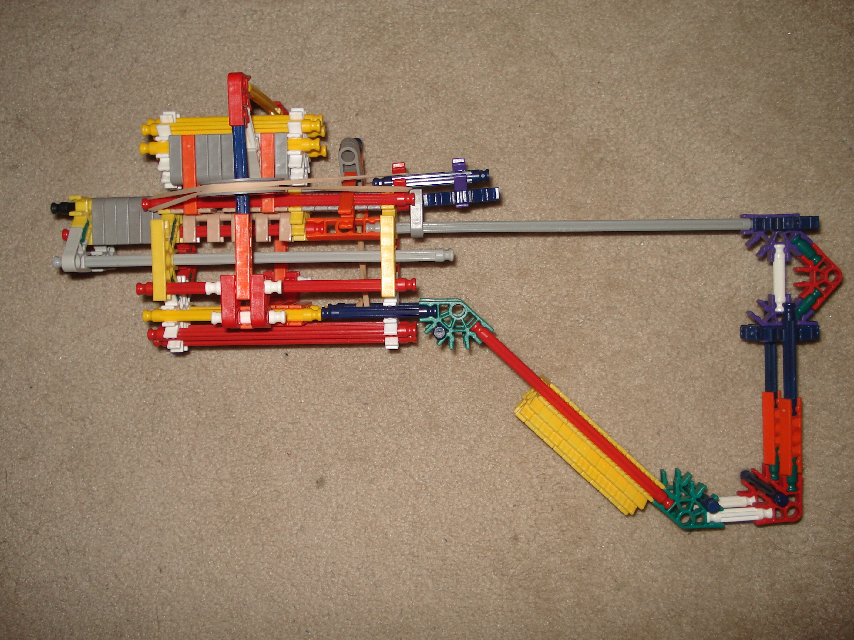 The Ultimate Knex (Autoload) Rifle