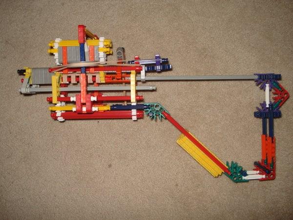 The Ultimate Knex (Autoload) Rifle