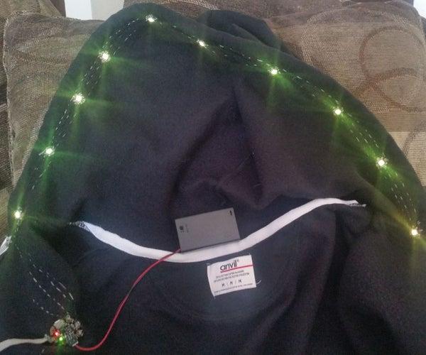 LED Light-up Hoodie