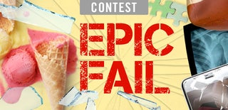 Spectacular Failures Contest