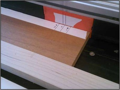 Cutting the Inlay Grooves