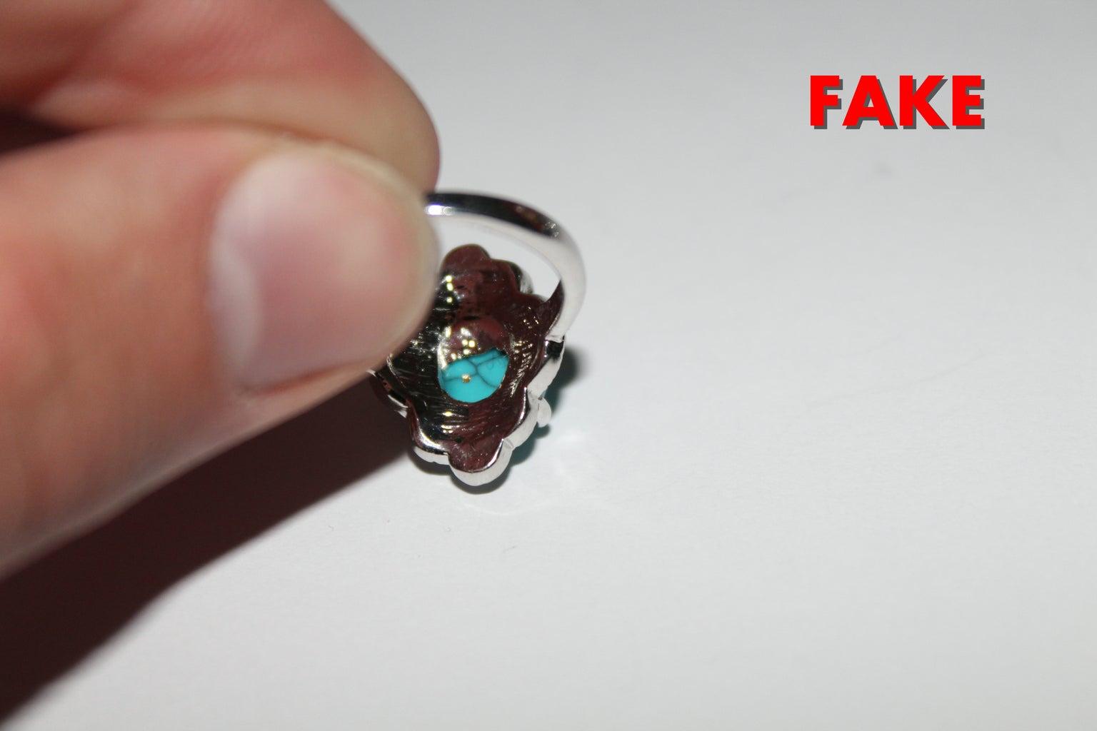 Fake Turquoise