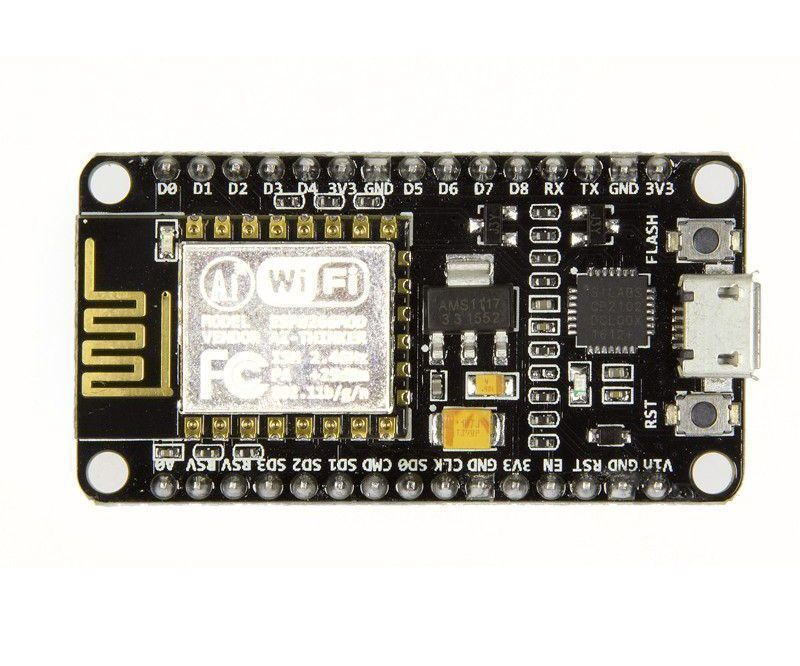 IOT for Beginners-with Node Mcu
