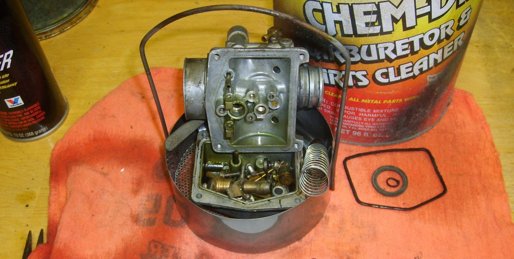 Cleaning a Carburetor in 8 Easy Steps! : 8 Steps - Instructables
