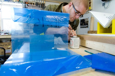 Platen: Assembly, Loosely Put