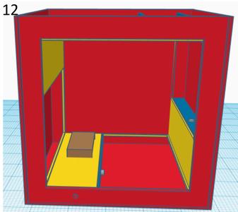 Assembling the Inner Frame