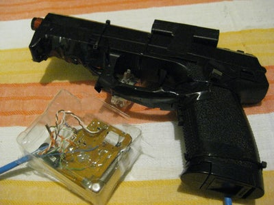 The Box for the Memory Eraser Circuit