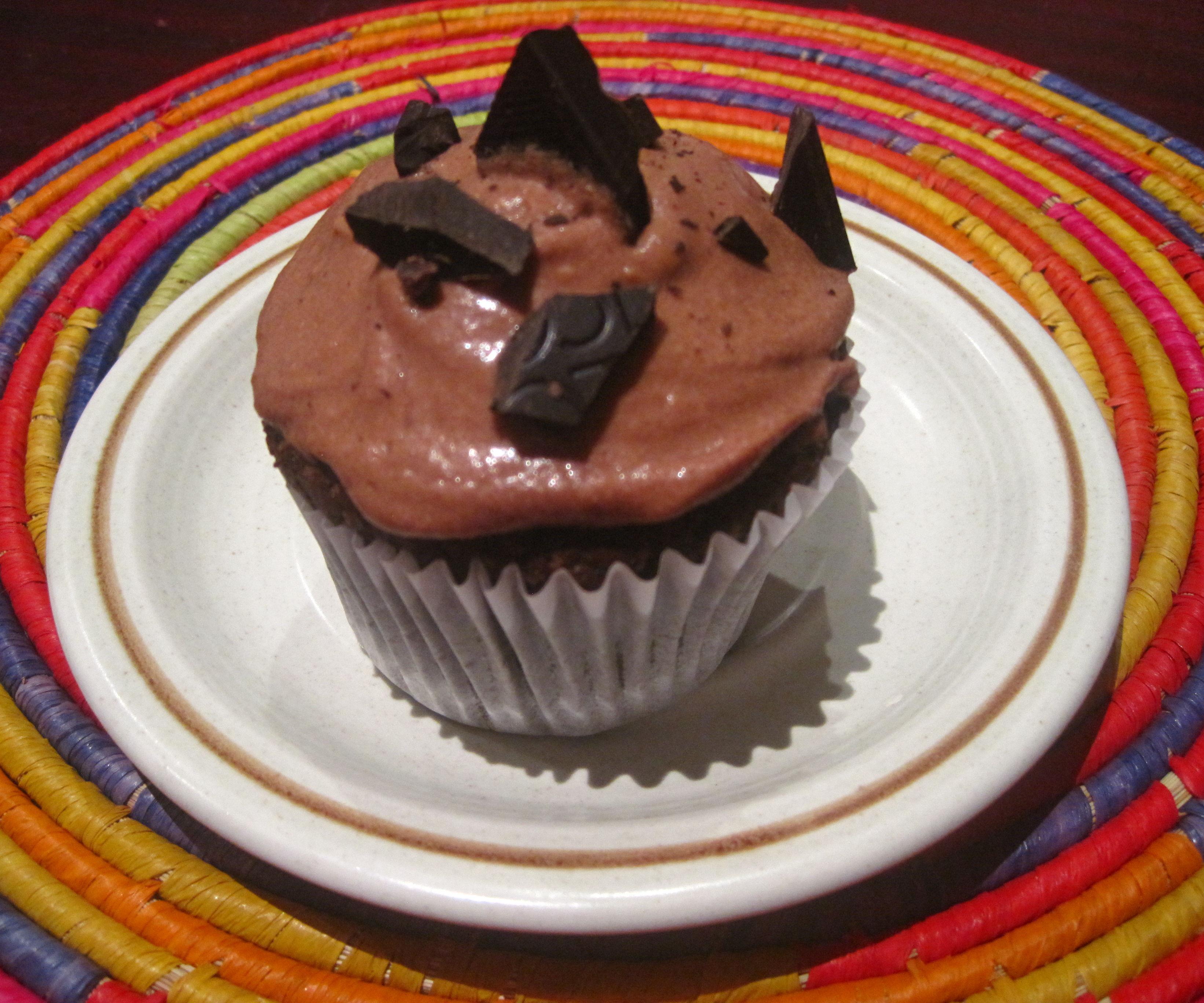 Chocolate Temptress Porter Muffins