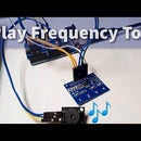 Play Frequency Tones Using a Simple Keyboard & Arduino