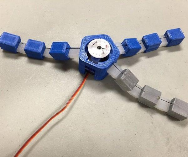 Simple Robotic Gripper