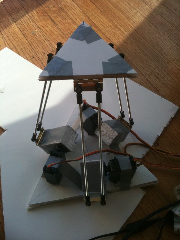 Project 2: Delta Robot