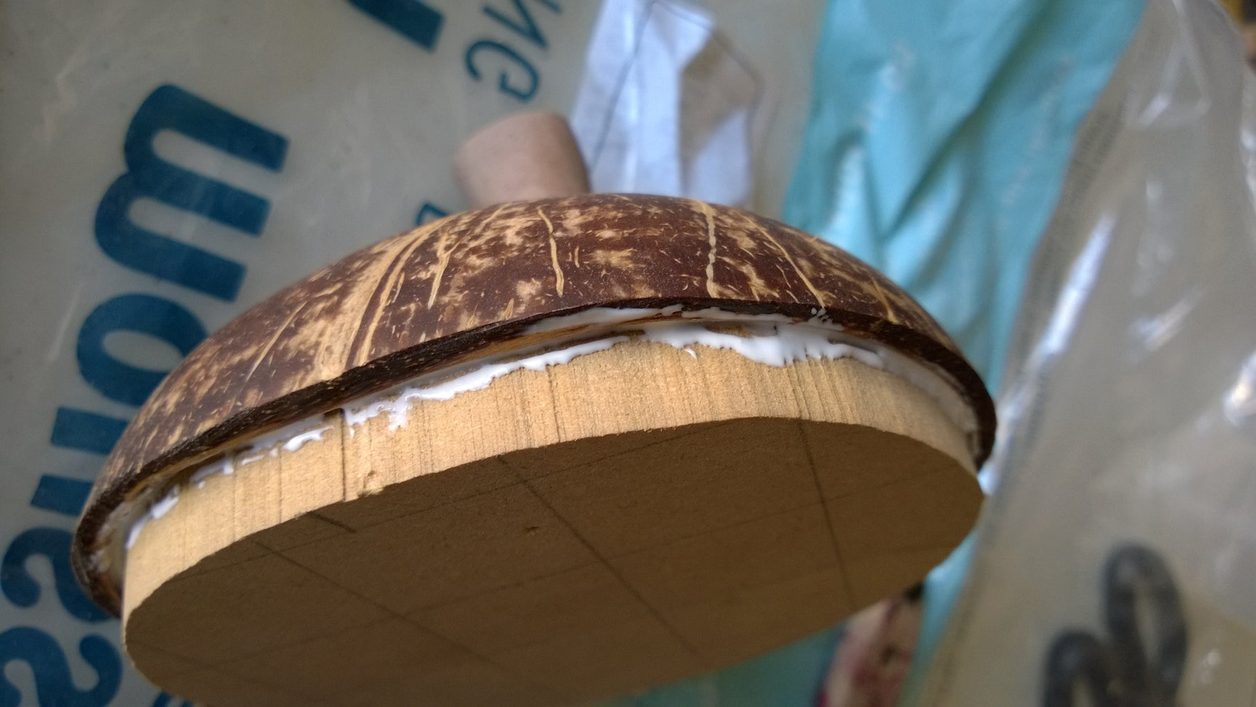 Glue the Lid Insert, Paint the Interior, Varnish the Exterior
