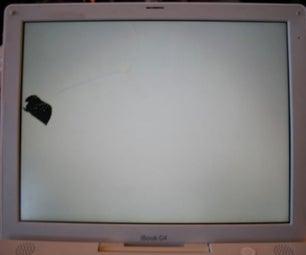 DIY - Replace Broken Laptop LCD
