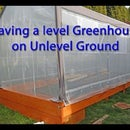 Leveling a Greenhouse