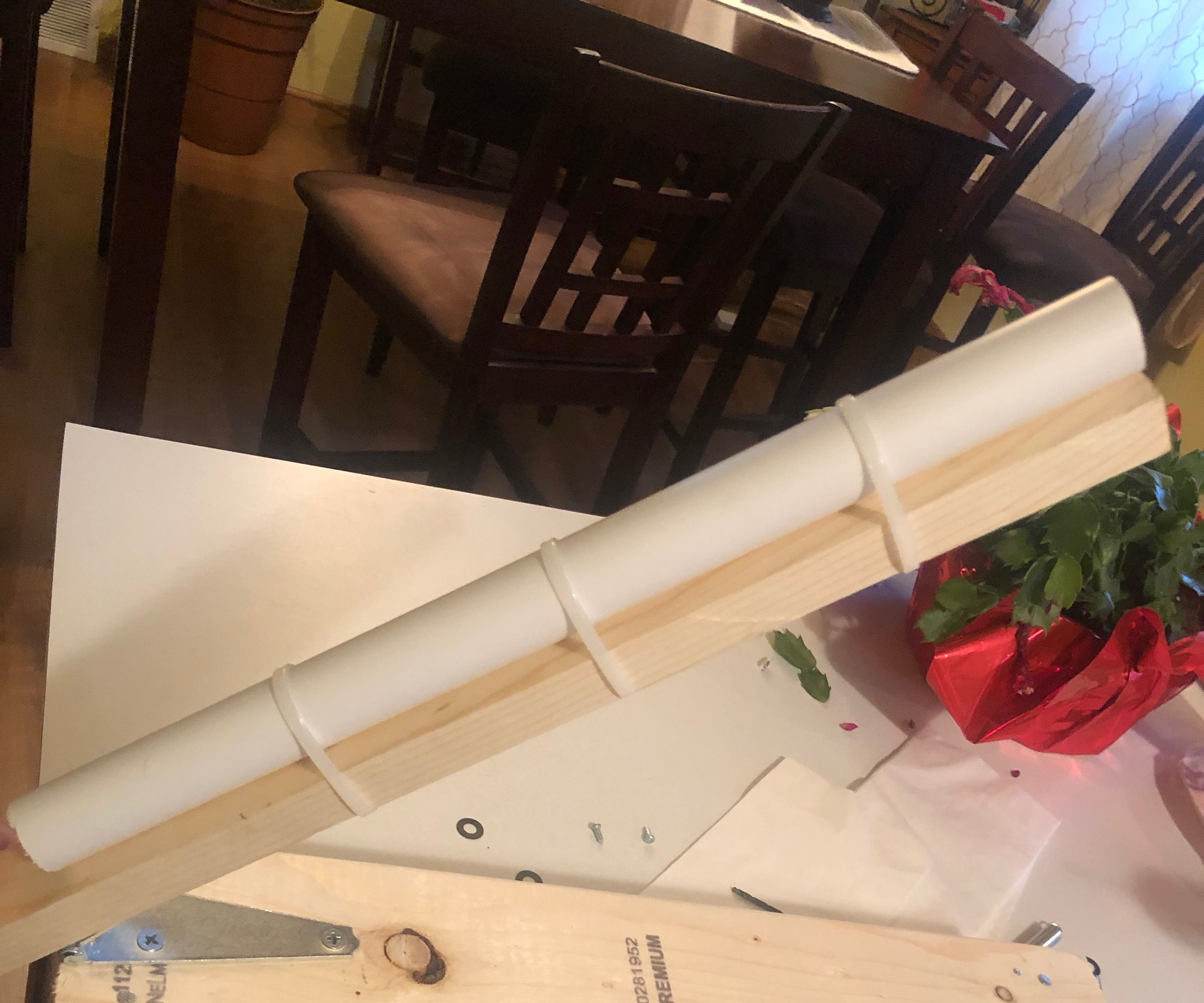 Marble Cannon Project