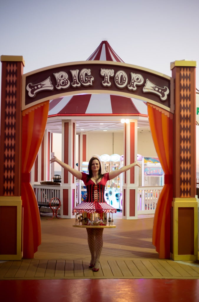How to Make a Carousel Costume