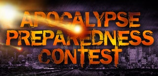 Apocalypse Preparedness Contest