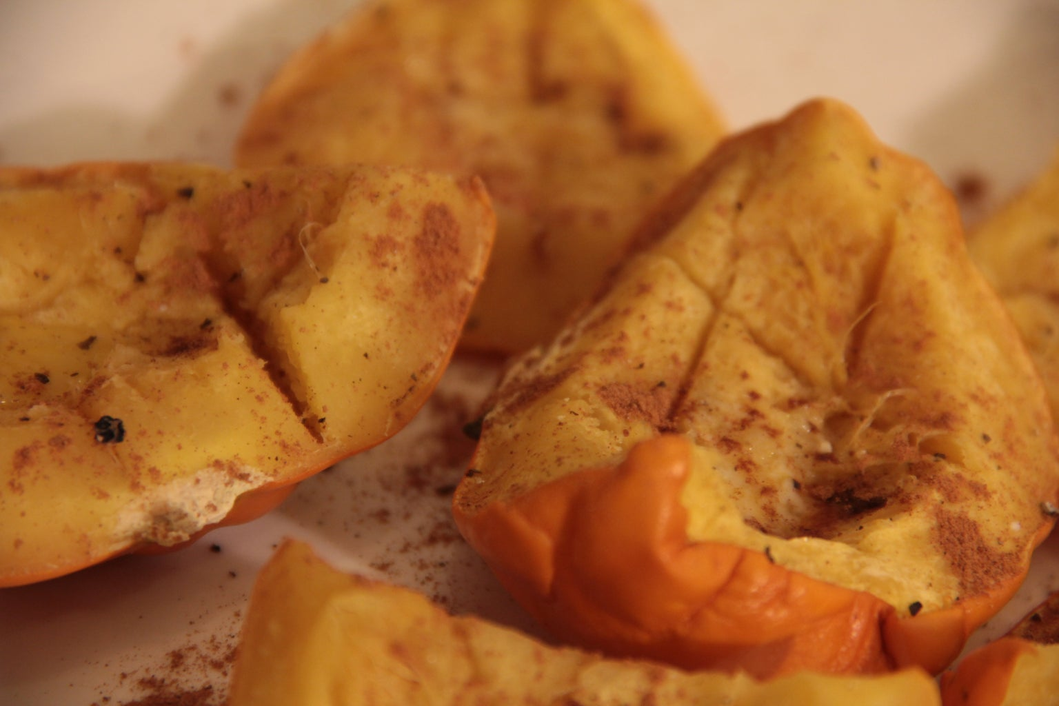 Easy Spiced Acorn Squash