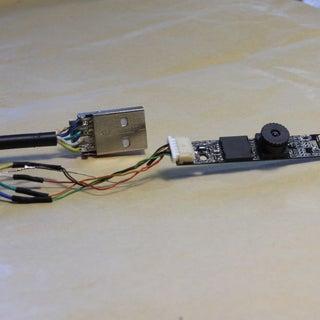 Reuse Old Laptop Webcam : 4 Steps - InstructablesInstructables