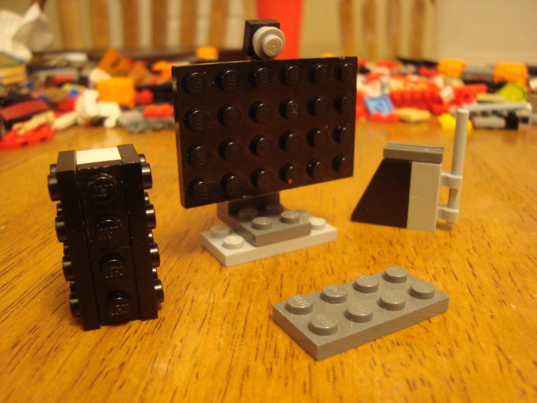 Lego PC Setup.