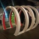 Entry Portal Arches