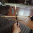 How To Make A Mini Cross Bow