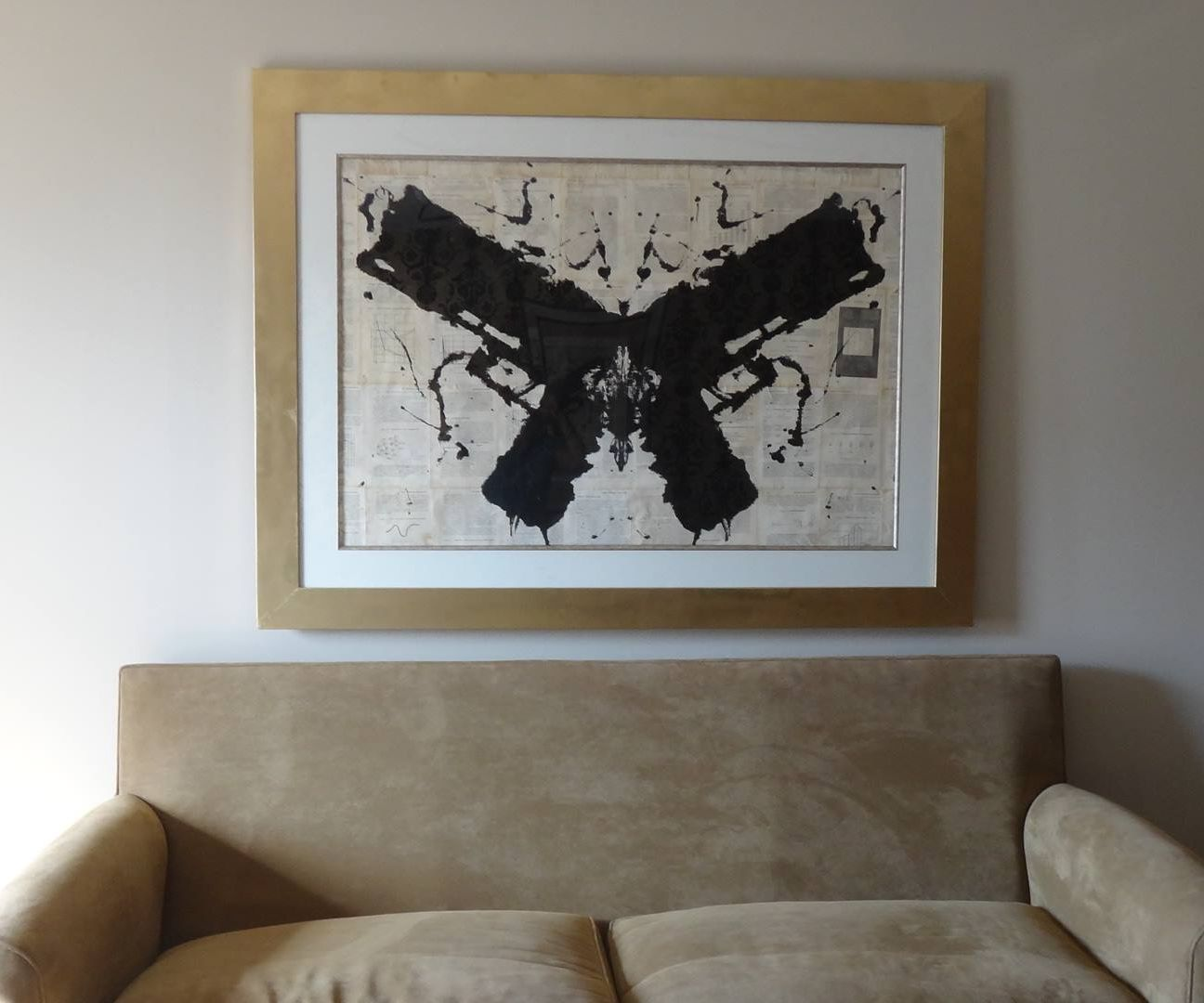 Rorschach Painting